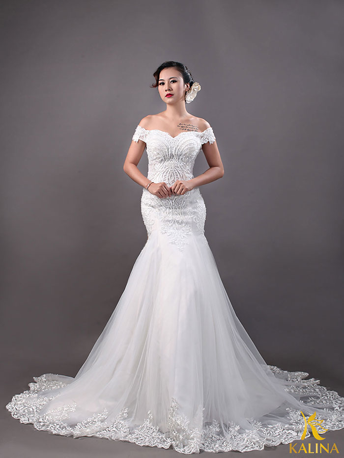 Áo cưới Kalina
