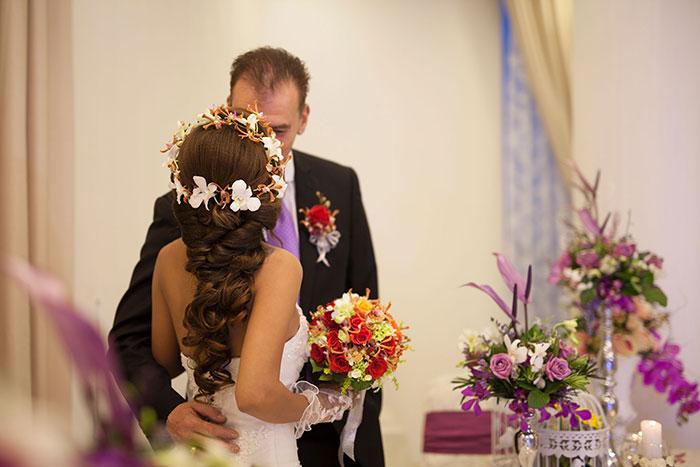 Chuẩn bị kế hoạch cho đám cưới