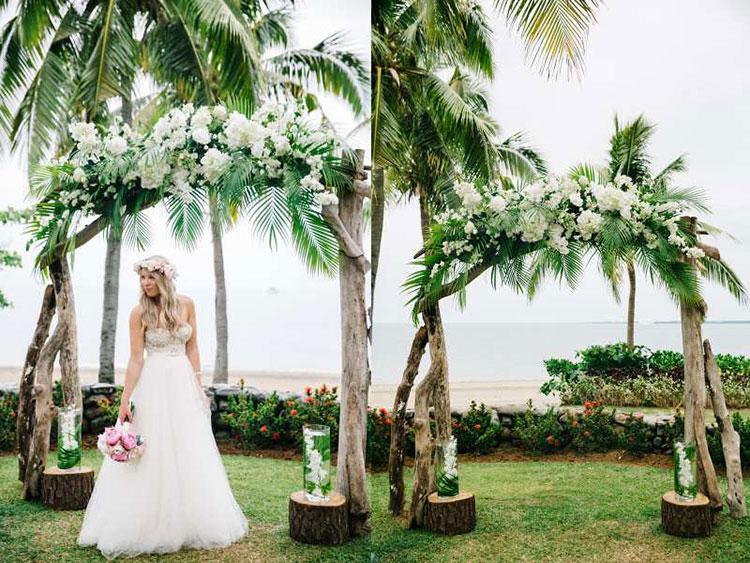 Cổng tiệc cưới Kalina