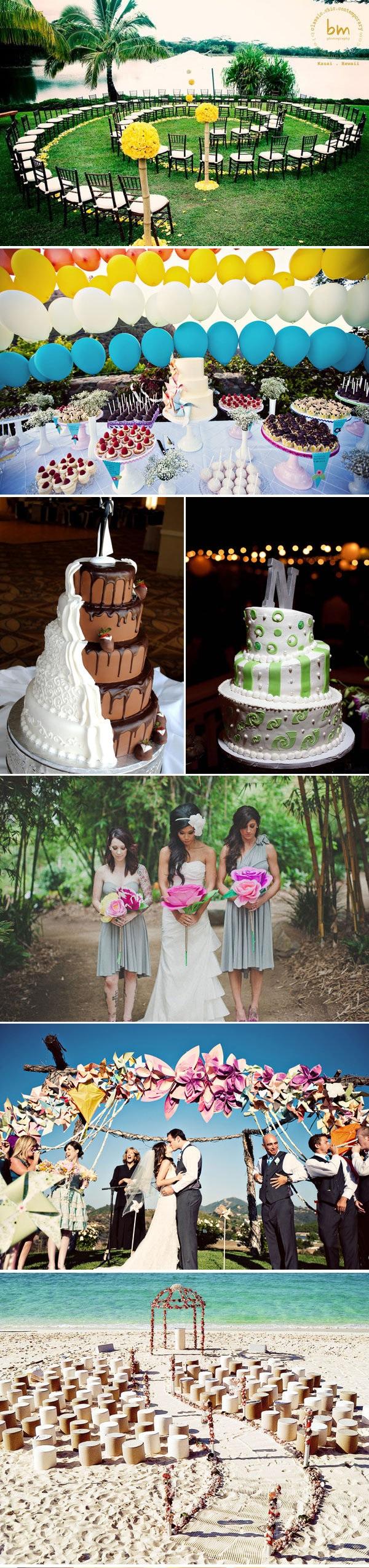 Top 5 phong cách trang trí đám cưới ngoài trời phổ biến nhất hiện nay