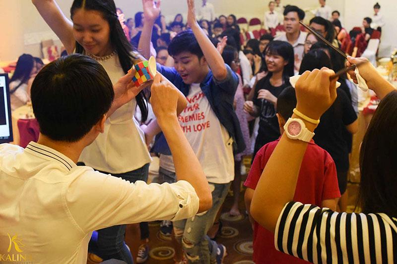 Tổ chức tiệc chia tay cuối cấp TPHCM