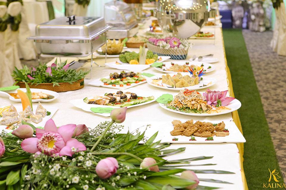 địa điểm tổ chức year end party kalina