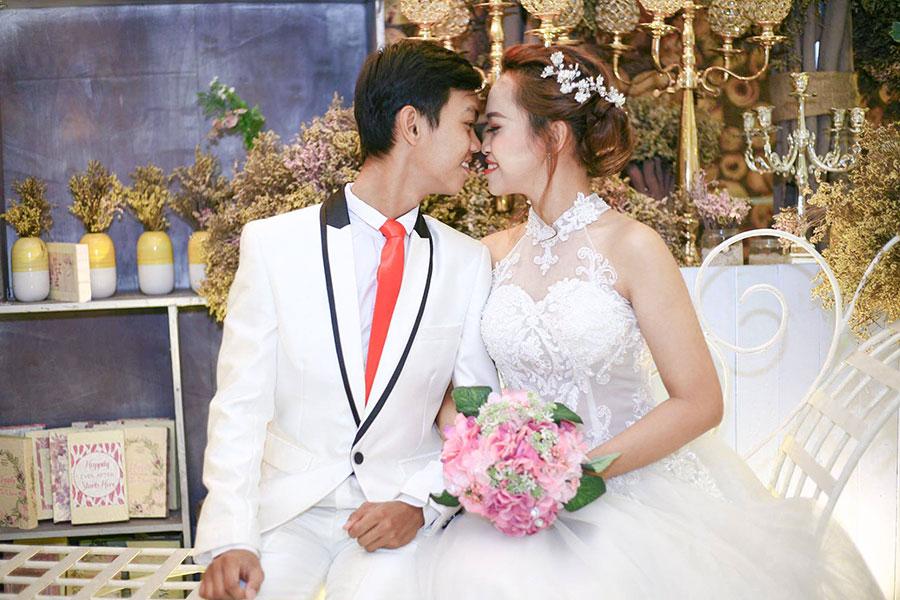 Đón mùa cưới với ưu đãi lớn tại ngày hội Saving Wedding Day 2017
