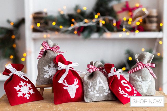 Gợi ý quà cảm ơn phong cách Giáng sinh