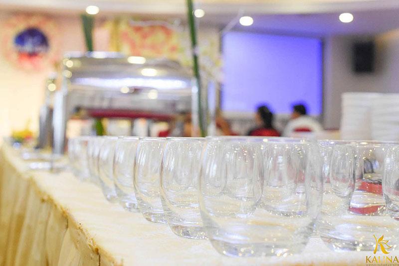 Nhà hàng tổ chức tiệc chia tay cuối cấp