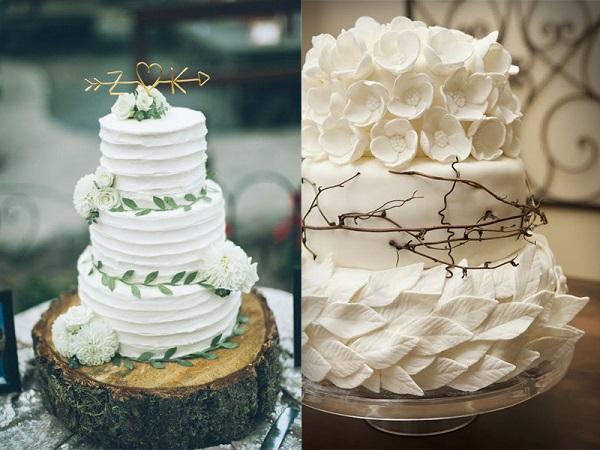 8 xu hướng bánh kem dành cho tiệc cưới 2018