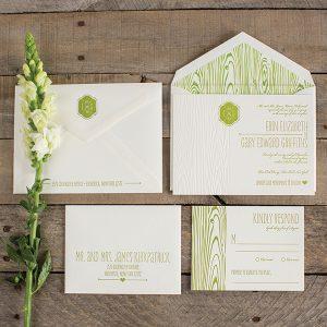 Tiệc cưới mát mắt với concept xanh tươi tắn