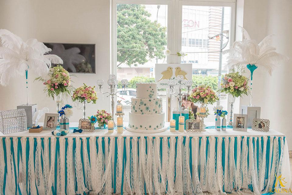 tiệc cưới theo chủ đề