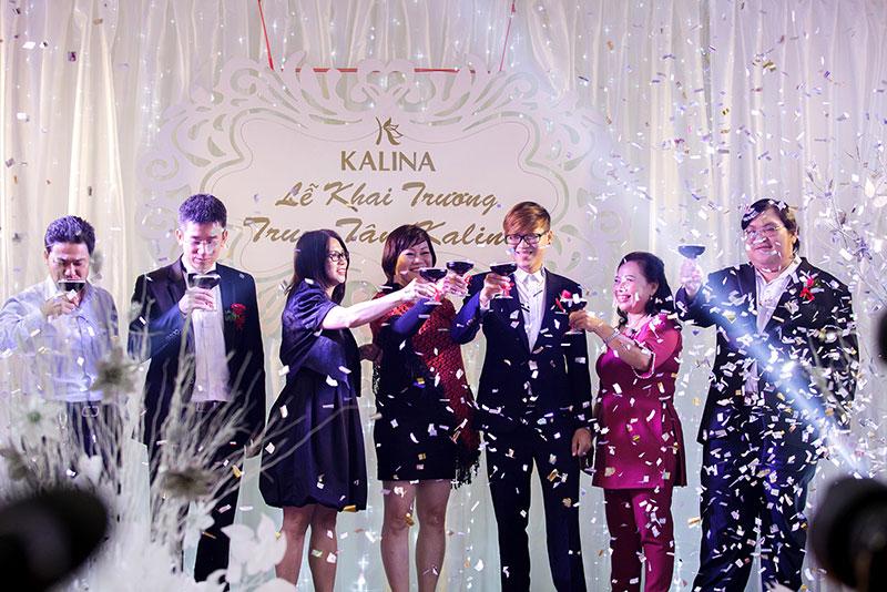 Tổ chức hội nghị Kalina