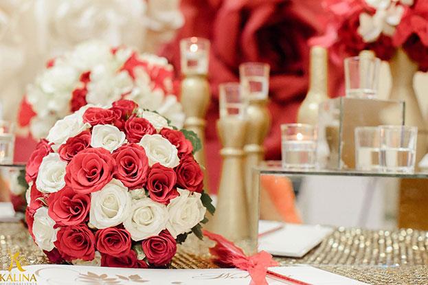 tổ chức tiệc cưới tháng 10
