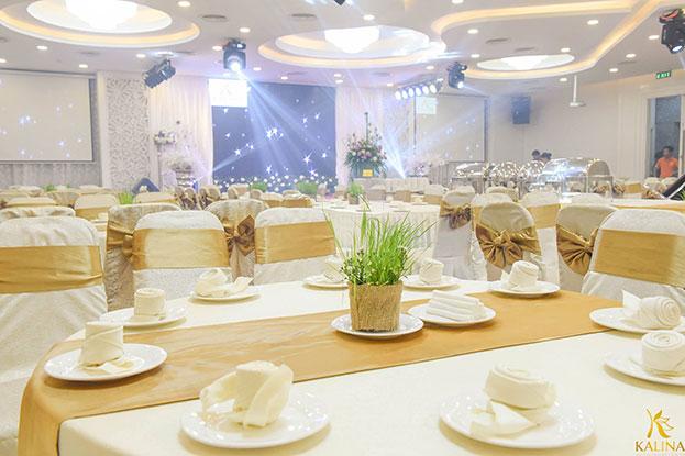 tổ chức tiệc cưới uy tín