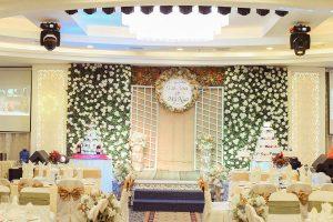 chọn tone màu đám cưới