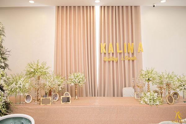 3 Phong cách trang trí bàn Gallery