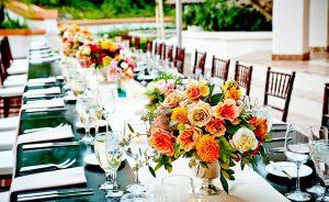 5 xu hướng bàn tiệc cho đám cưới lộng lẫy