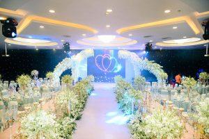 trang trí tiệc cưới kalina