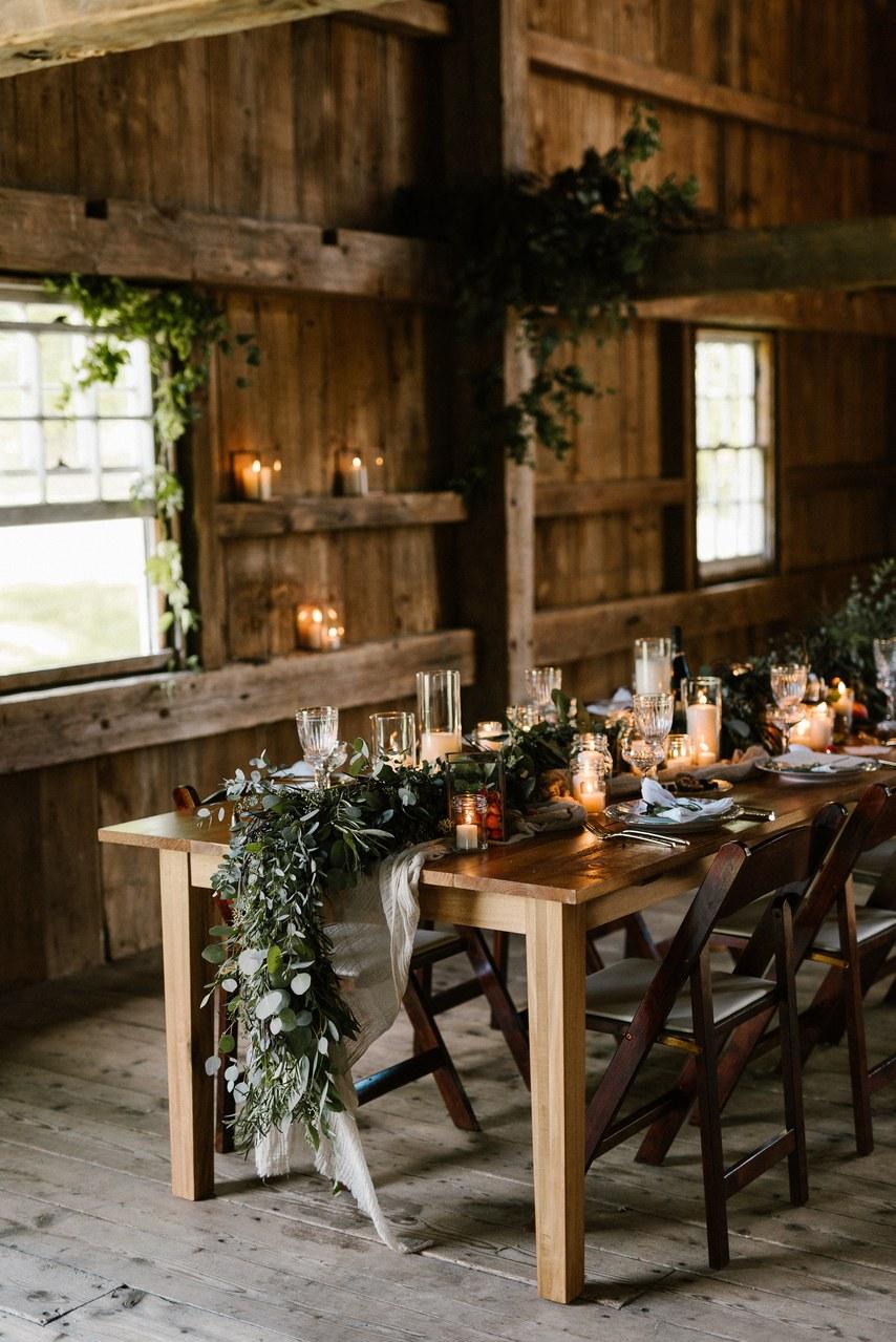 Trang trí tiệc cưới kiểu Tây
